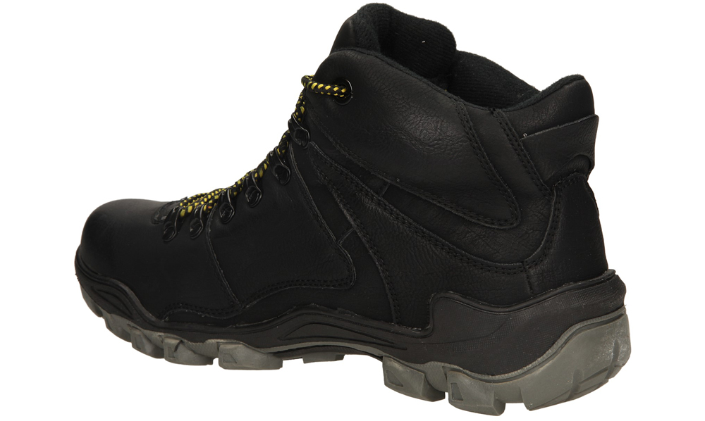 TREKKINGOWE CASU 9W-LS110 kolor czarny