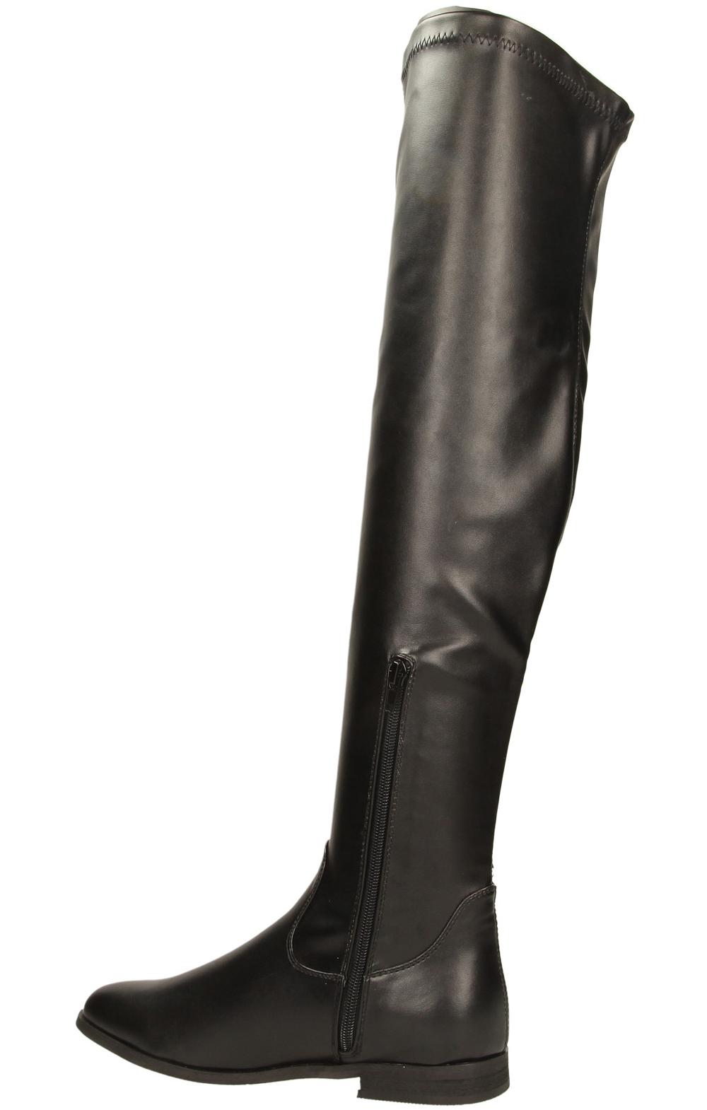 1f29cba6b6a21 ... KOZAKI BLINK 102066-A-01 kolor czarny. » «