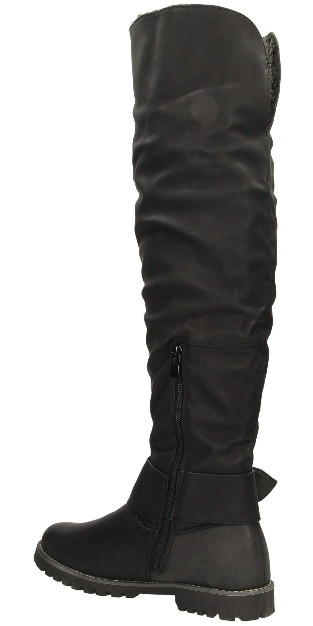 KOZAKI CASU 7W-LS82133 kolor czarny