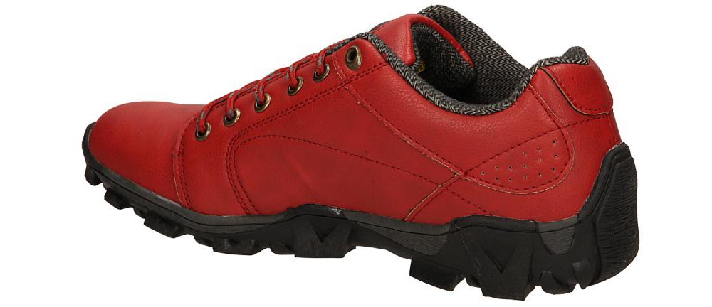 PÓŁBUTY CASU MXC6541 kolor czerwony