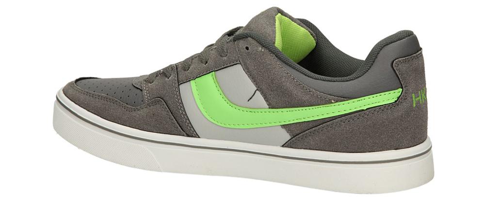SPORTOWE CASU 9ACH-34167 kolor ciemny szary, zielony