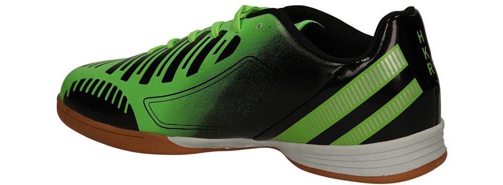 SPORTOWE CASU 9HLCH-34177 kolor czarny, zielony