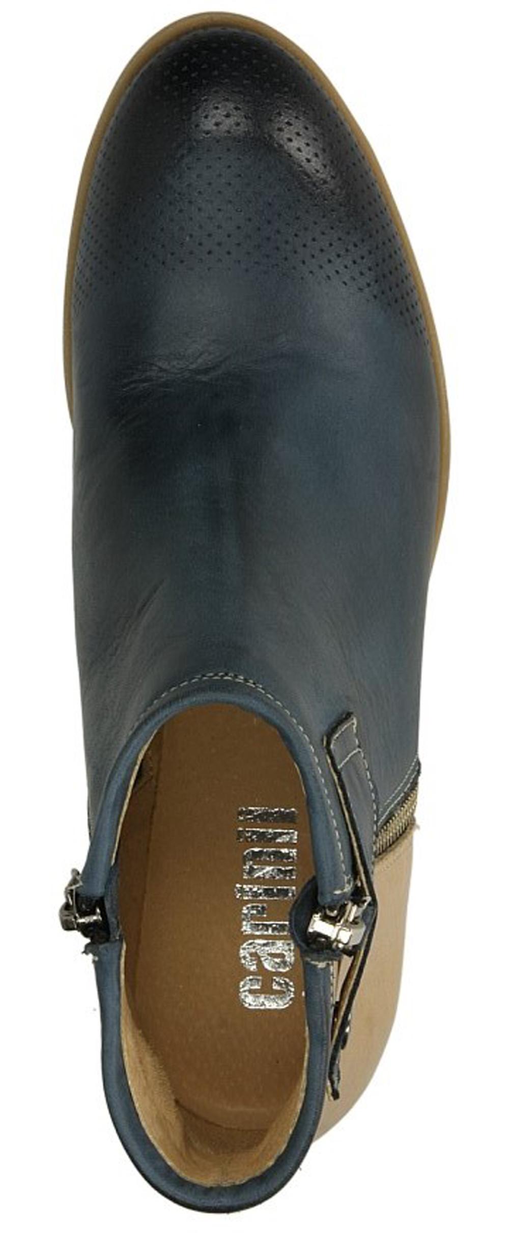 BOTKI CARINII B2192-628-6 wysokosc_obcasa 3 cm