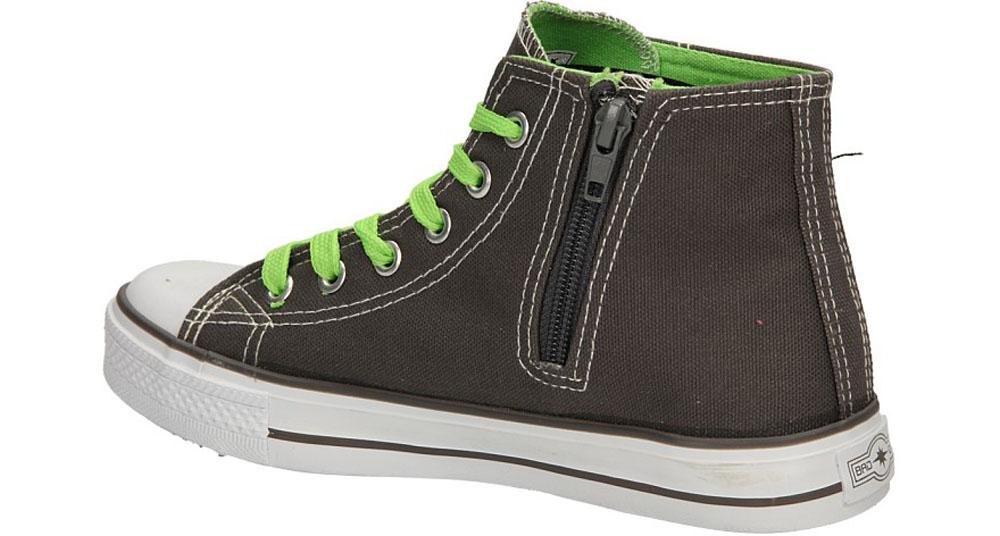 TRAMPKI 5XC6264-B kolor ciemny szary, zielony