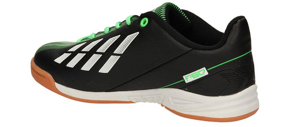 SPORTOWE 5XC6602 kolor czarny, zielony