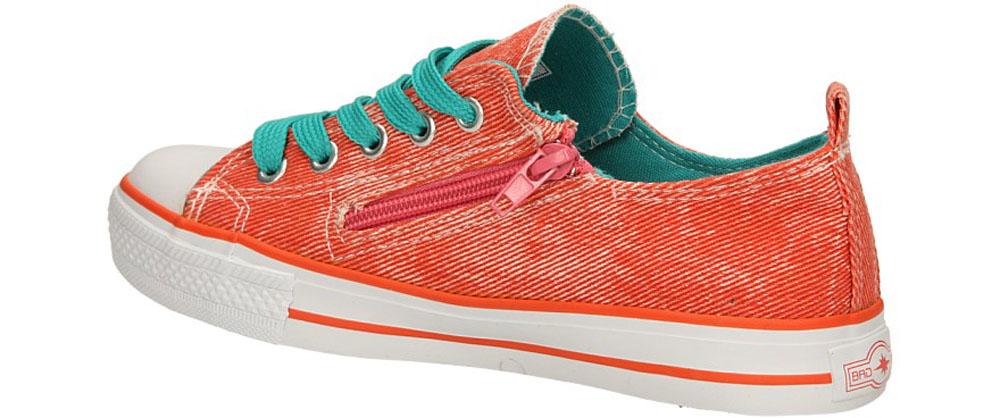 TRAMPKI 5XC6558-G kolor miętowy, różowy