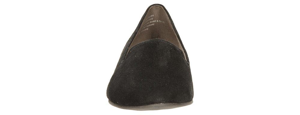 Damskie LORDSY S.OLIVER 5-24201-2 czarny;;