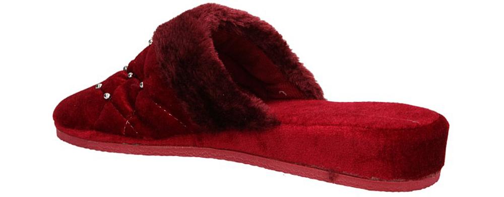 OBUWIE CASU DOMOWE QD-3 kolor czerwony