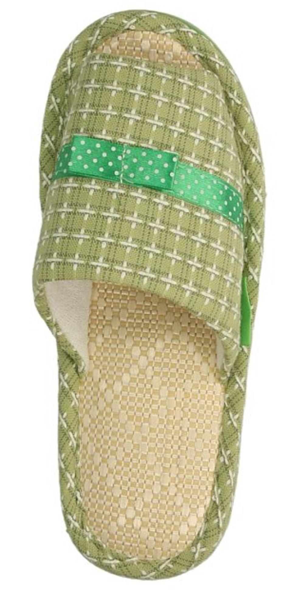 OBUWIE CASU DOMOWE DX01-1 kolor zielony