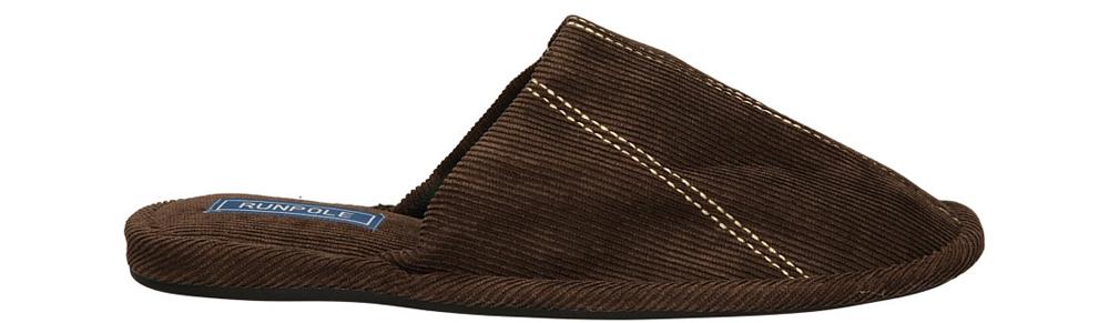 Męskie KLAPKI AMERICAN LC-A038009 czarny;;