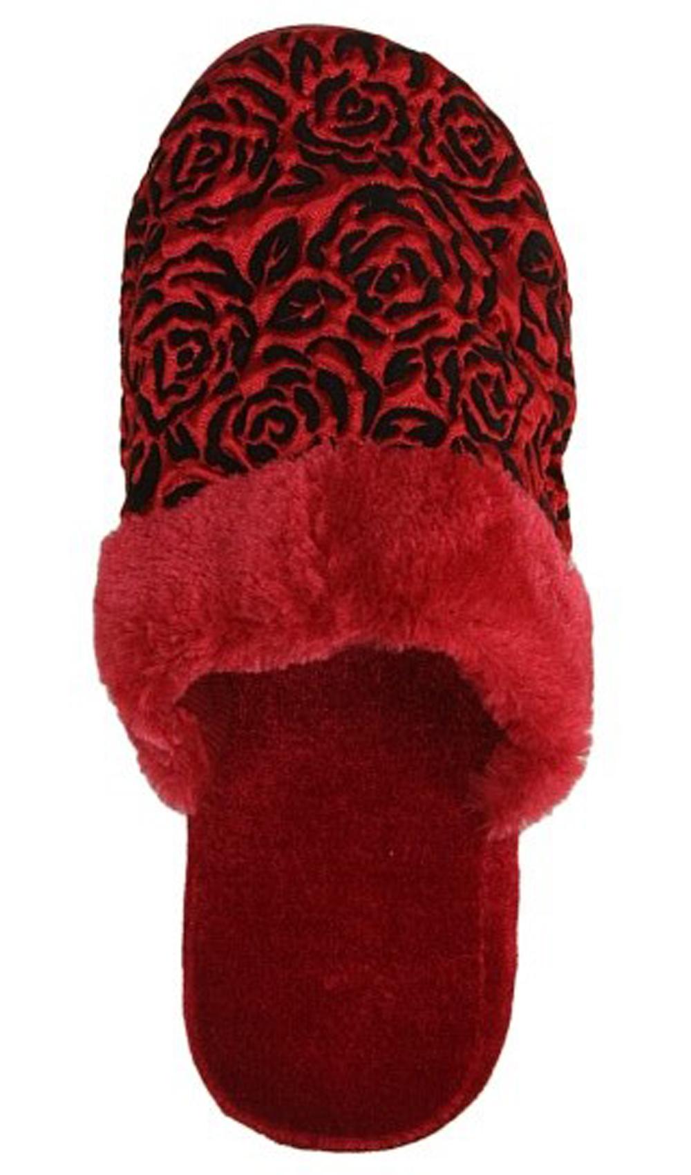 OBUWIE CASU DOMOWE QD-8 kolor czerwony