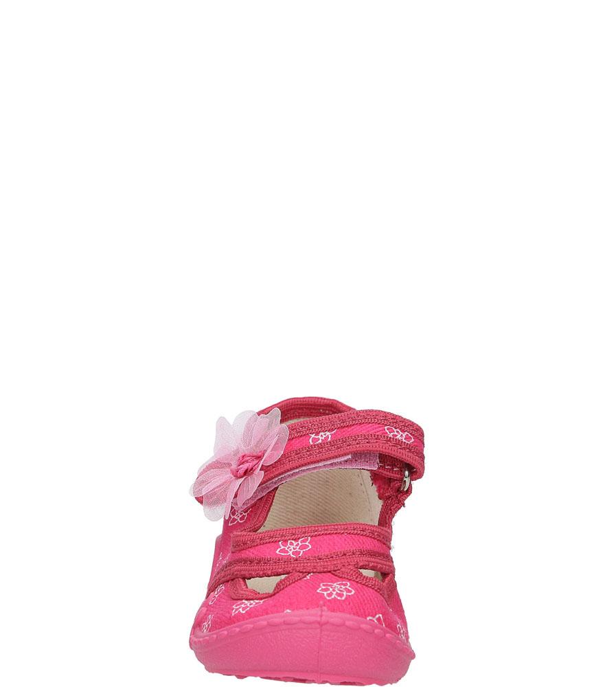Kapcie VI-GGA-MI JULIA kolor różowy