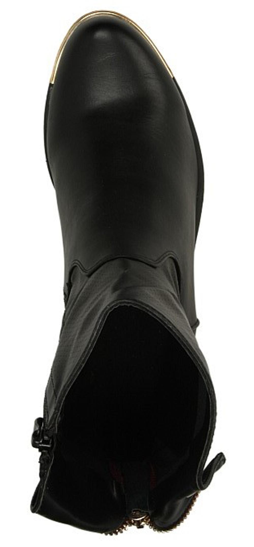 BOTKI SERGIO LEONE 5010 kolor czarny