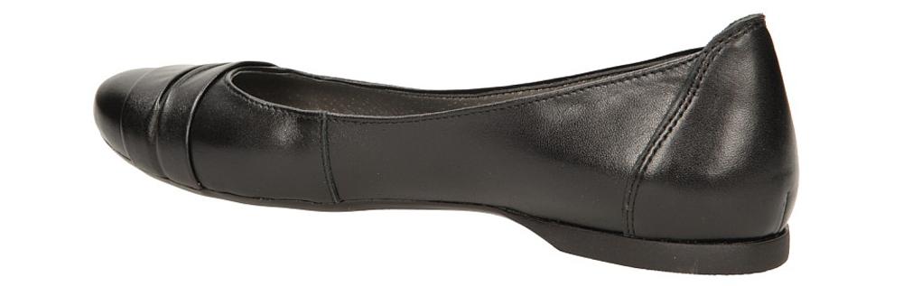 BALERINY CASU 139 kolor czarny