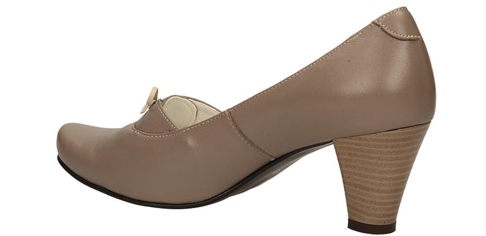 CZÓŁENKA CASU 144 kolor cappucino