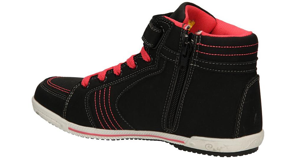 SPORTOWE 5XC6645 kolor czarny, różowy