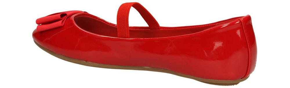 BALERINY TL219TE kolor czerwony