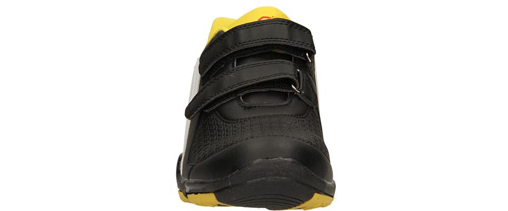 Dziecięce SPORTOWE FX0838 czarny;żółty;biały
