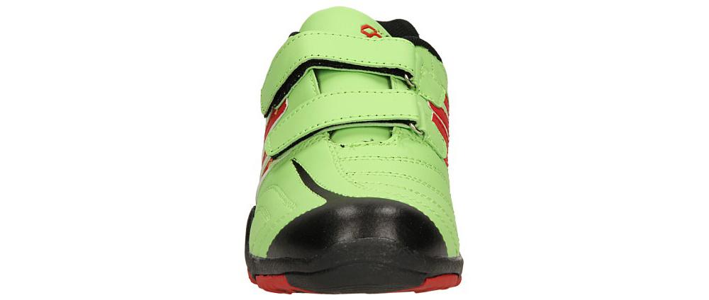 Dziecięce SPORTOWE FX0836 zielony;czarny;czerwony