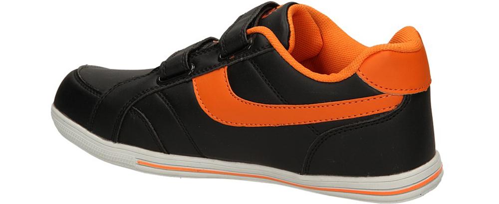 SPORTOWE FX0842 kolor czarny, pomarańczowy