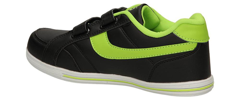 SPORTOWE FX0842C kolor czarny, zielony