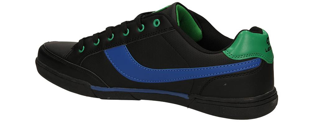 SPORTOWE CASU KML170A-3 kolor czarny, niebieski, zielony
