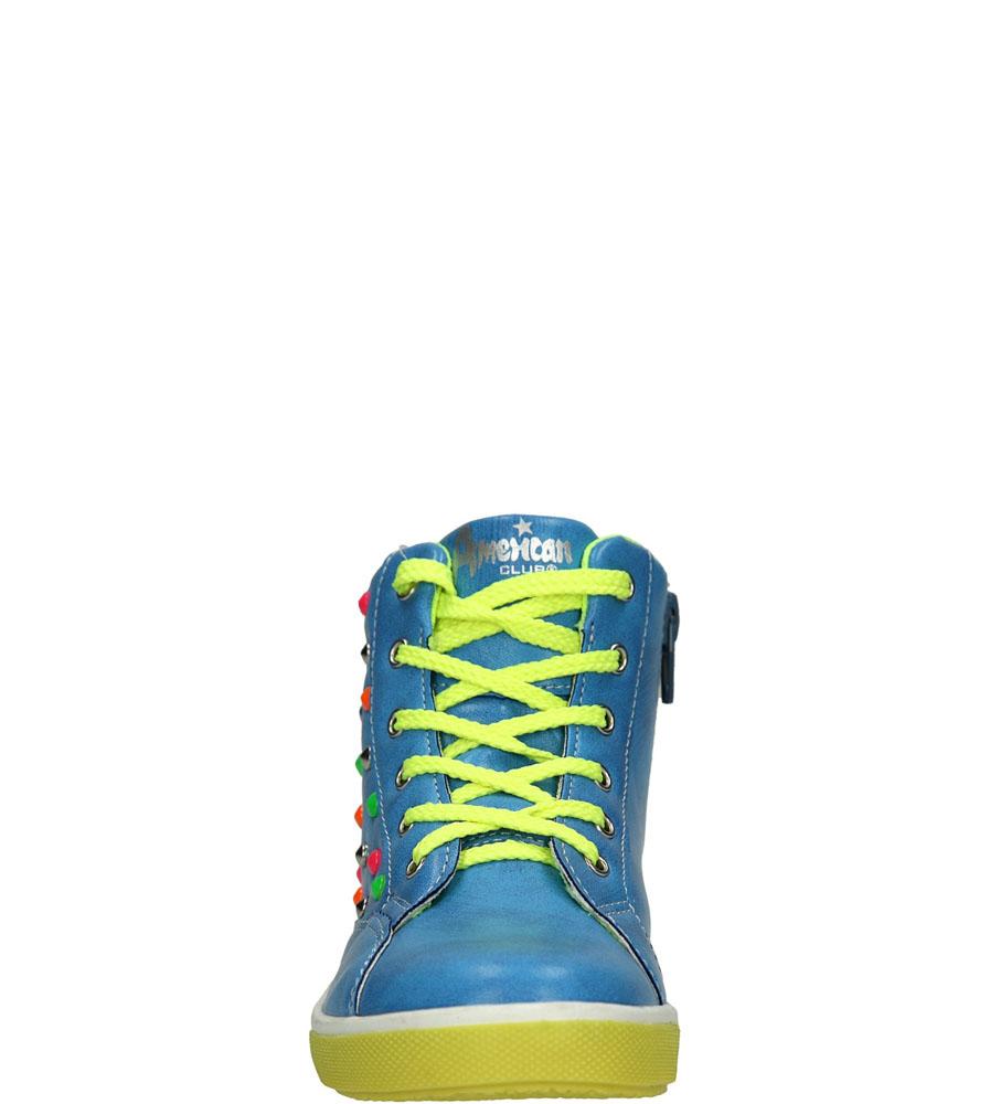 Dziecięce SPORTOWE AMERICAN G-C13116E niebieski;;