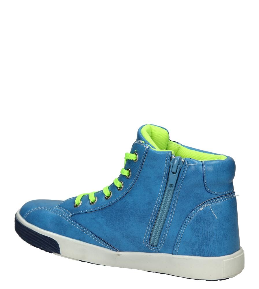 SPORTOWE AMERICAN G-C13115E-A2 kolor jasny zielony, niebieski