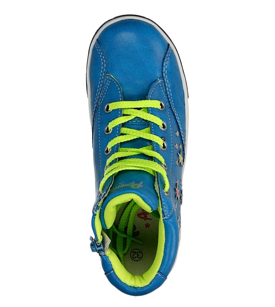 Dziecięce SPORTOWE AMERICAN G-C13115E-A2 niebieski;zielony;
