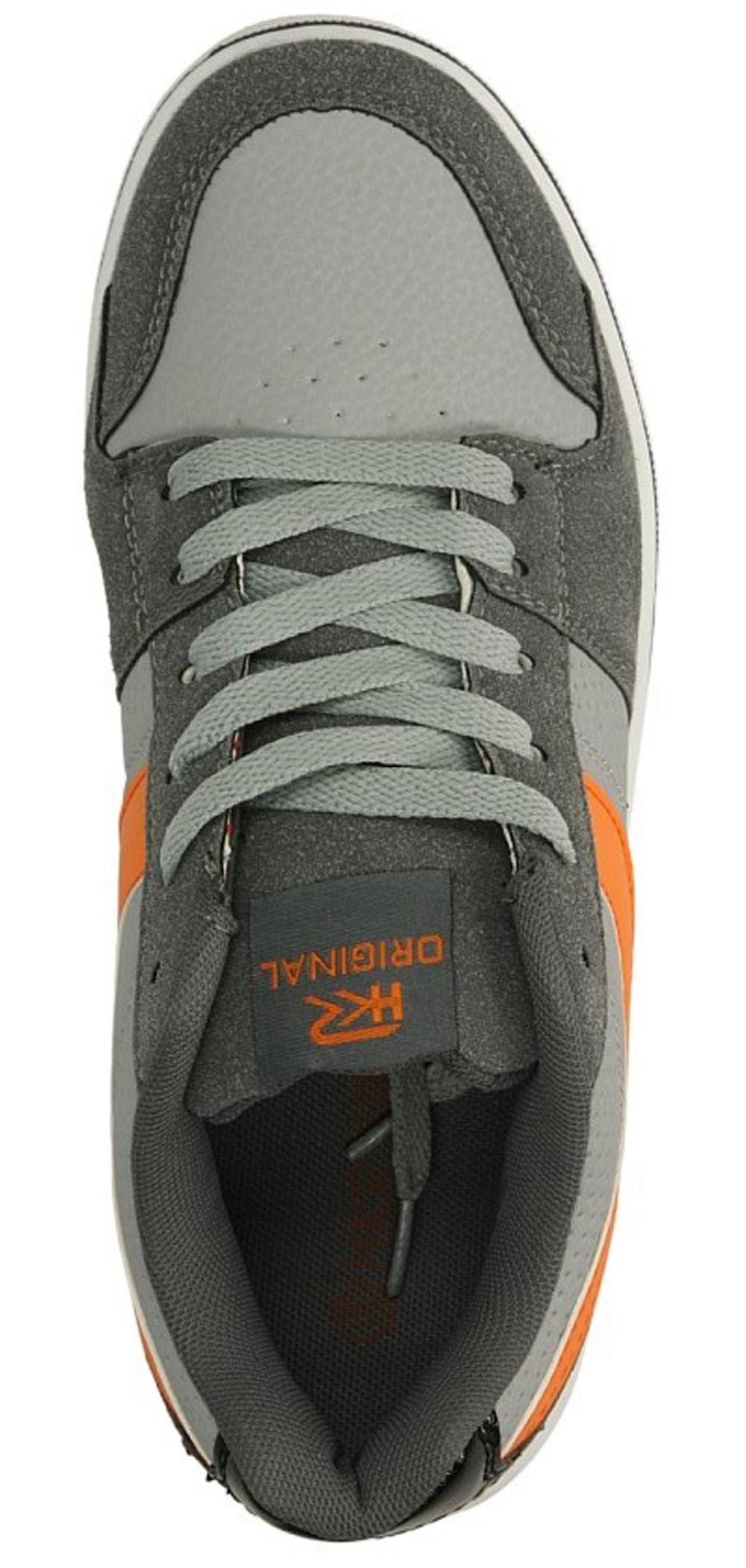 Damskie SPORTOWE CASU 7ACH-141137 szary;szary;pomarańczowy