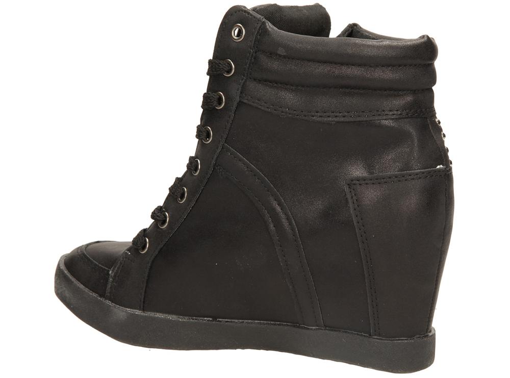 SNEAKERSY CASU L-8578-1 kolor czarny