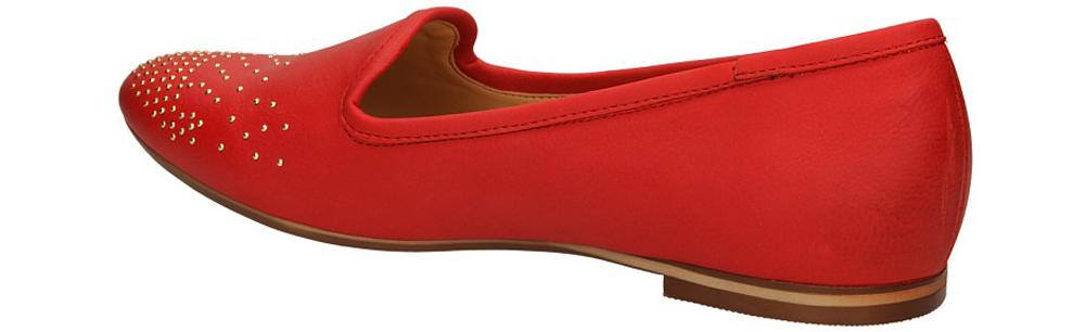 LORDSY SERGIO LEONE 3208 kolor czerwony