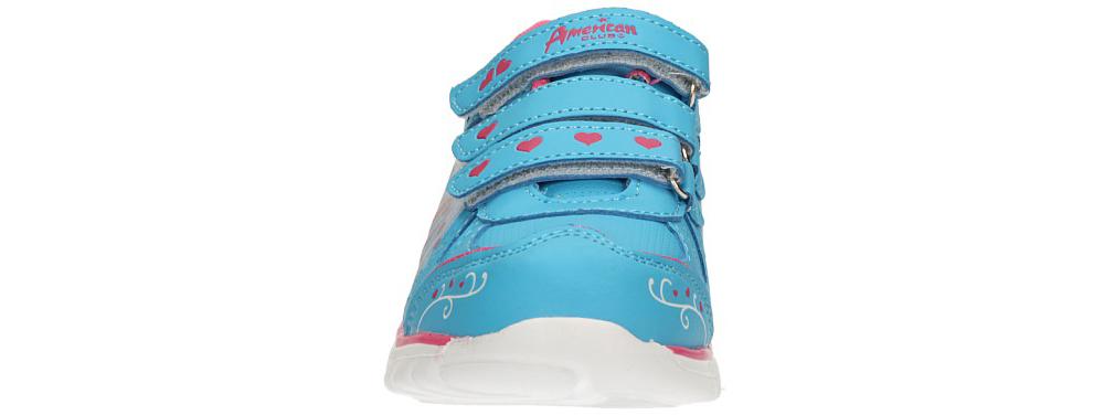 Dziecięce SPORTOWE AMERICAN CA51-03847 niebieski;;