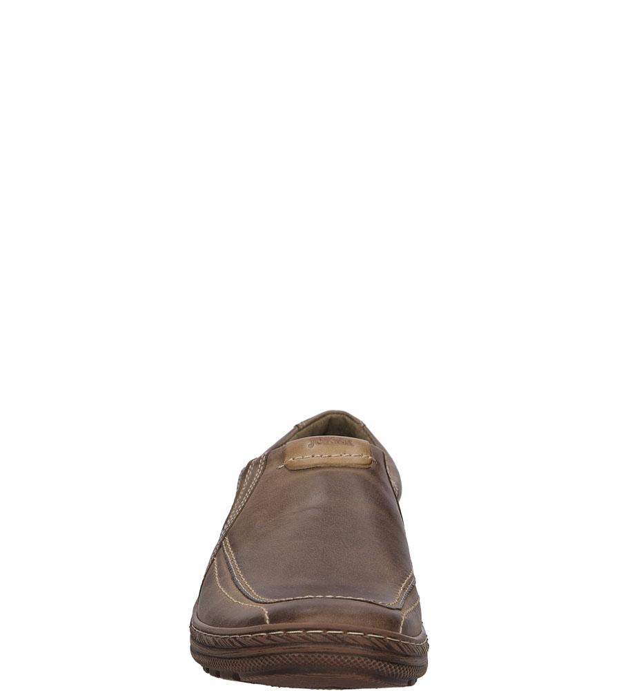 Męskie PÓŁBUTY JOKER 270 brązowy;;