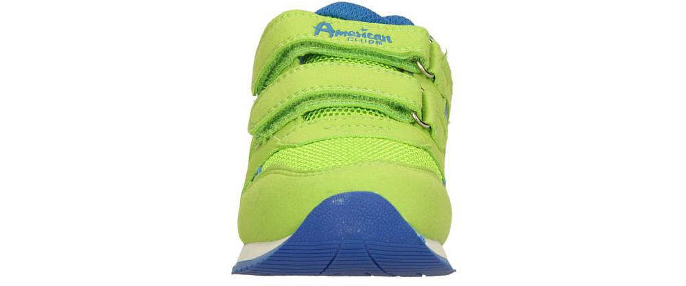 Dziecięce SPORTOWE AMERICAN K13351 zielony;;