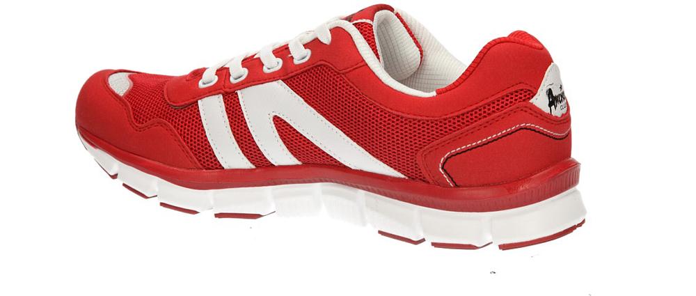 Męskie SPORTOWE AMERICAN 120301-2 czerwony;;