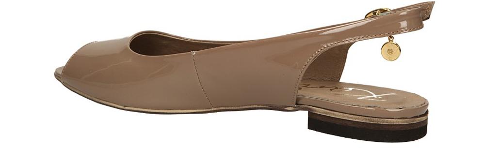 SANDAŁY KARINO 0994/008-P kolor jasny brązowy