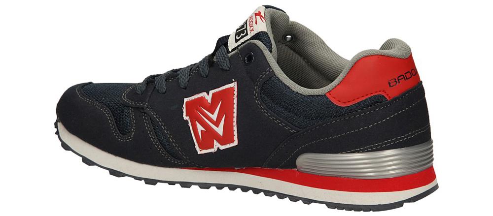 Męskie SPORTOWE CASU MXC6425 niebieski;czerwony;