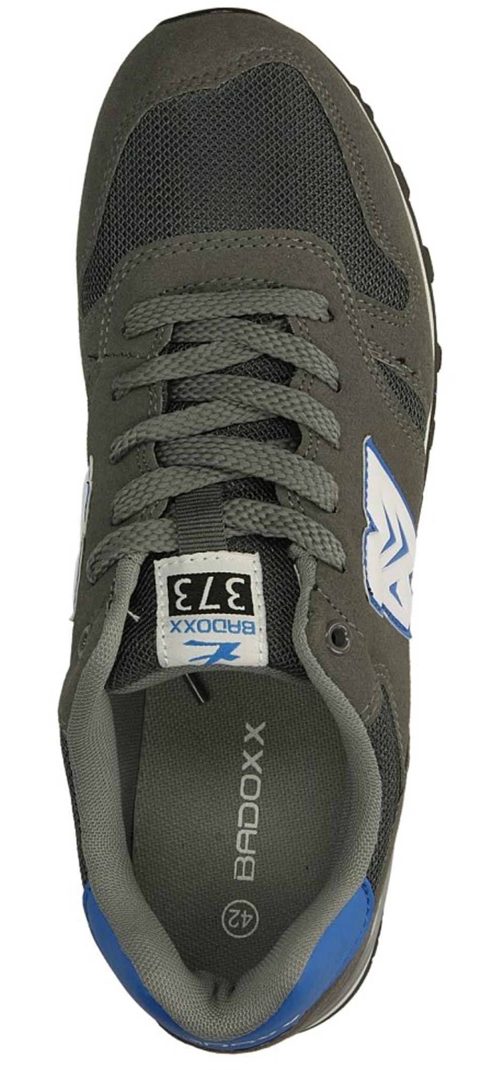 Męskie SPORTOWE CASU MXC6425 szary;niebieski;