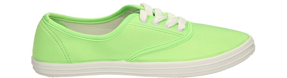 Damskie TENISÓWKI CASU 7TX-TJ8049 zielony;;