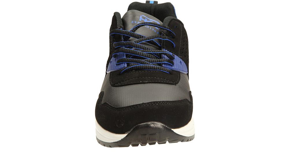 Męskie SPORTOWE CASU 9ACH-15726 czarny;niebieski;