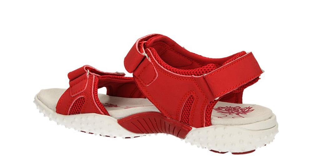 Dziecięce SANDAŁY AMERICAN SL12043 czerwony;;