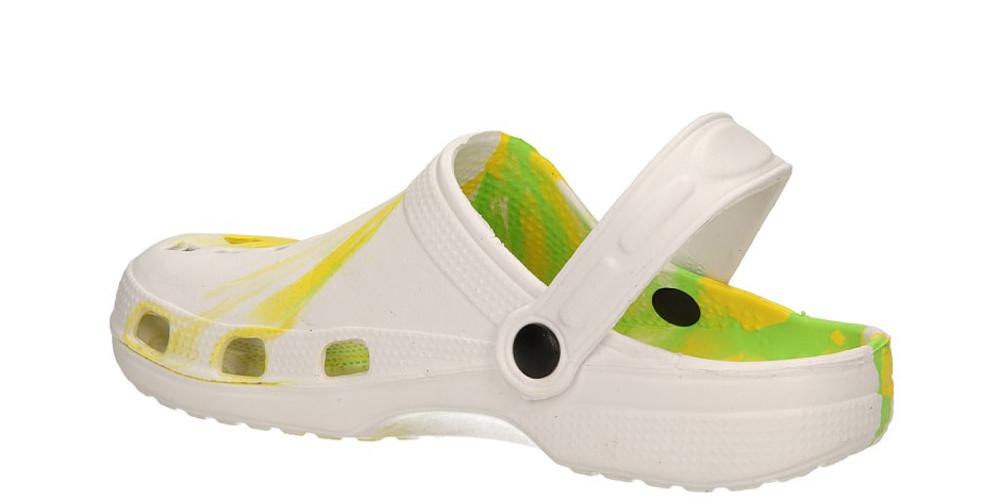 Dziecięce KLAPKI HASBY K351A żółty;zielony;biały