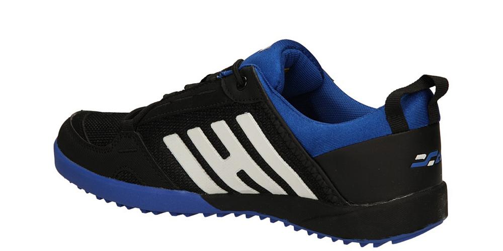 Męskie SPORTOWE LXC6324 czarny;niebieski;
