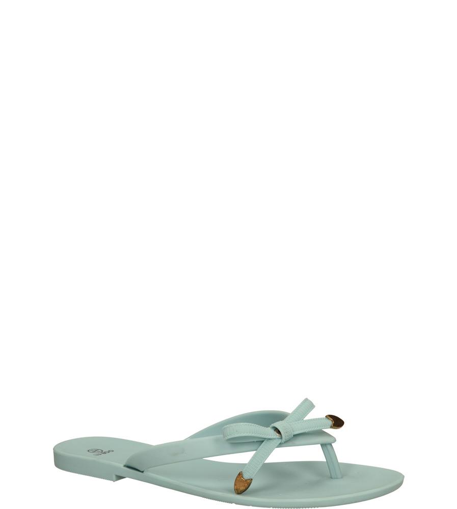 Damskie MELISKI LU BOO QT-155-862 niebieski;;