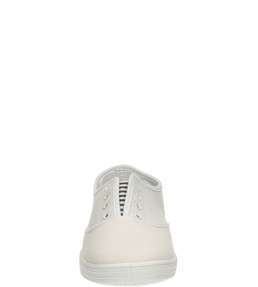 Damskie TRAMPKI CASU 9928 biały;;