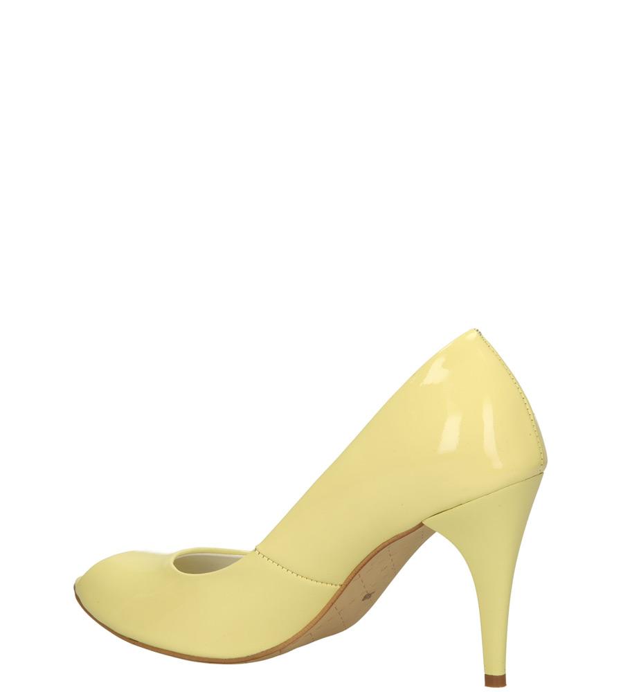 SZPILKI NEŚCIOR 99-Y kolor żółty
