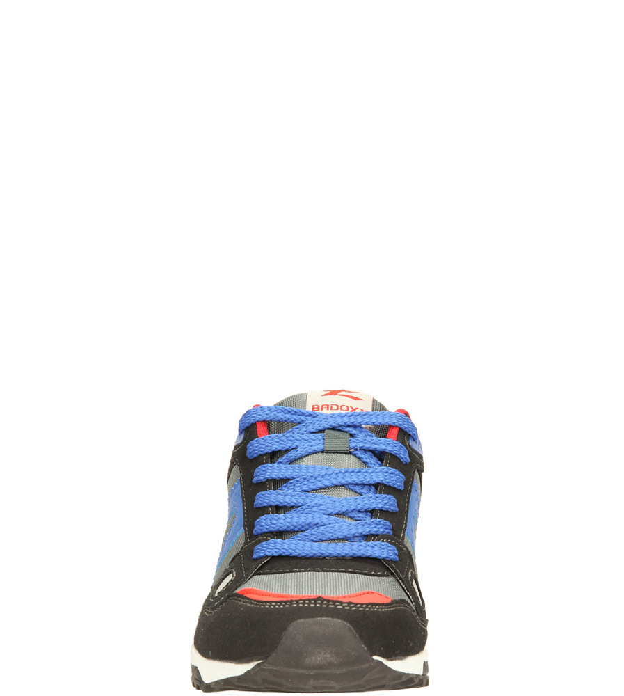 Damskie SPORTOWE CASU LXC6792 czarny;szary;niebieski