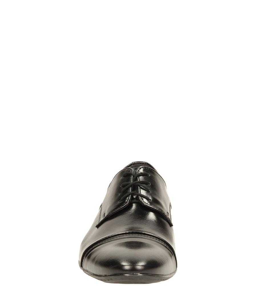 Męskie WIZYTOWE WINDSSOR 363 czarny;;