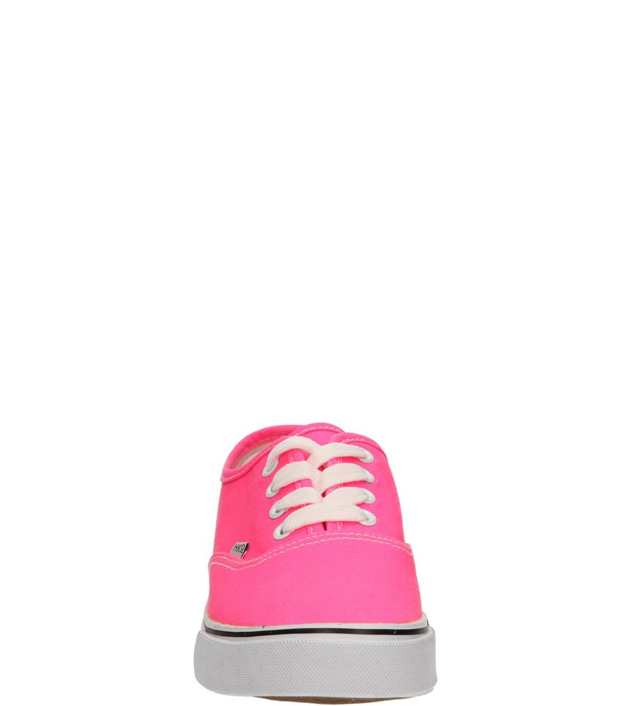 Damskie TRAMPKI CASU 7TX-JA141156 różowy;;
